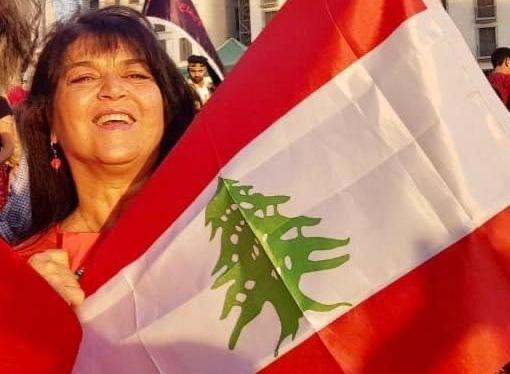 Noha Baz, une femme à la joie contagieuse!